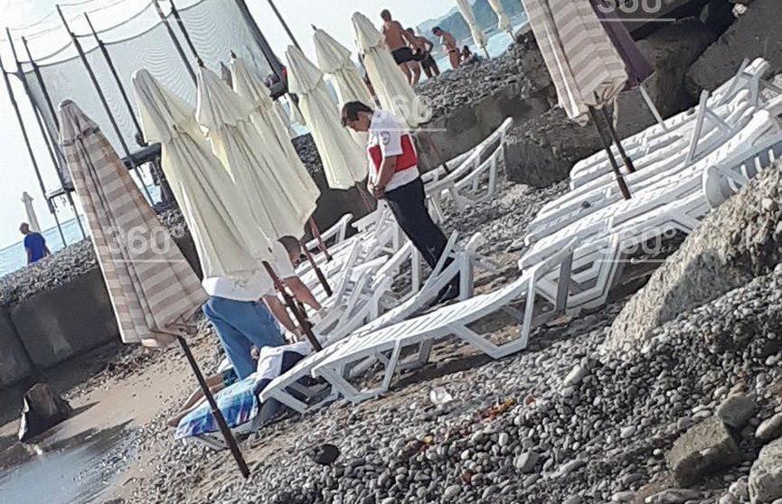 В Сочи погиб ребёнок: мальчик упал в канализацию во время ливня и его унесло в море