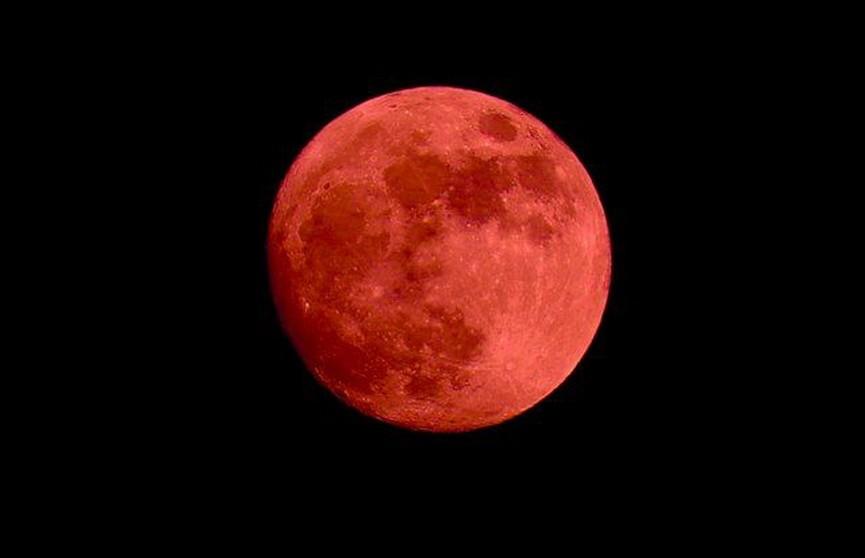 В конце июля пройдёт самое долгое лунное затмение XXI века