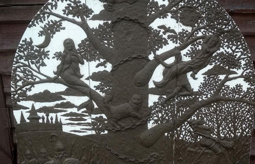 Ко Дню города в Минске появится скульптура по мотивам сказок Пушкина