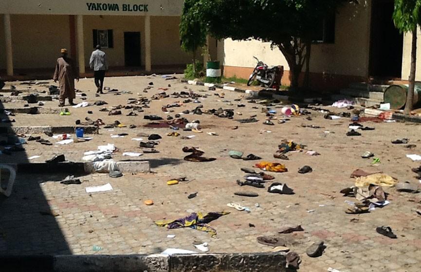 В результате атаки боевиков «Боко Харам» в Нигерии погибли 65 человек