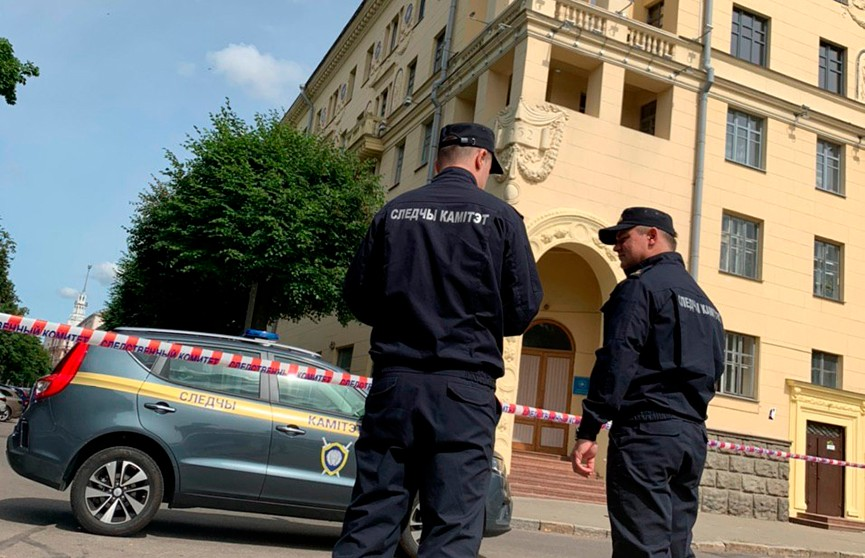 Уголовное дело по факту организации и участия в нарушении общественного порядка возбуждено в Минске