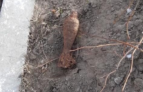 Детский сад эвакуировали из-за найденного снаряда в Барановичах