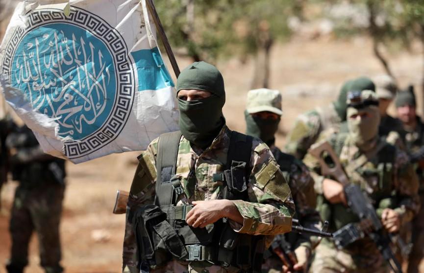 Террористы коалиции «Хайят Тахрир аш-Шам» ведут подготовку боевиков для работы в России