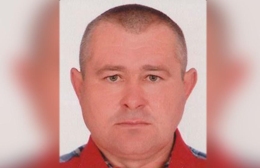 МВД ищет мужчину, напавшего на сотрудника милиции в Солигорском районе