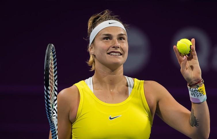 Арина Соболенко сыграет с итальянкой Жасмин Паолини на теннисном турнире в Линце