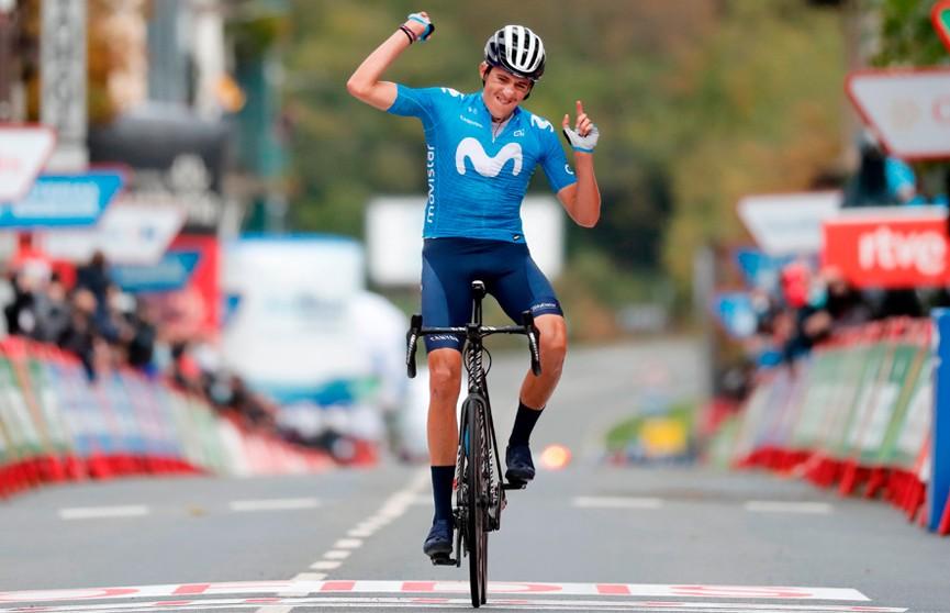 Испанский велогонщик Марк Солер выиграл второй этап «Вуэльты Испании»