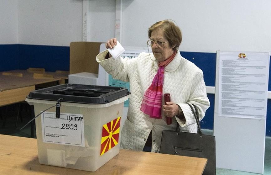 Что будет с Македонией? В стране проходит референдум о её новом названии и вступлении в Евросоюз