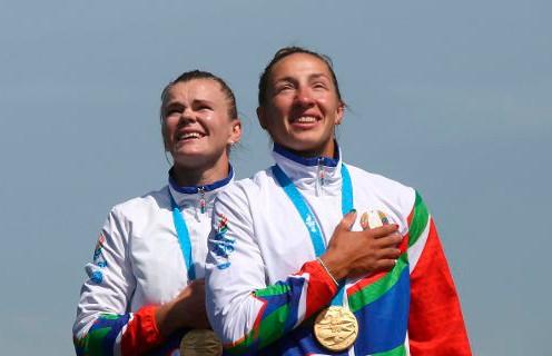 Медалисты II Европейских игр участвуют в проекте Президентского спортивного клуба «Олимпийский путь»
