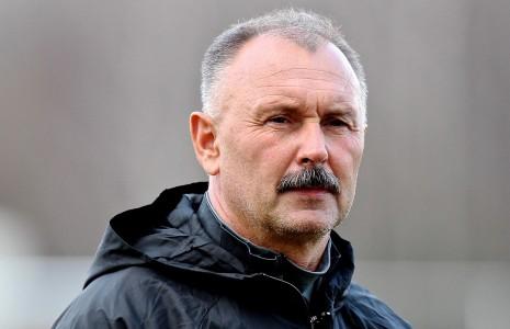 Игорь Криушенко отправлен в отставку с поста главного тренера сборной Беларуси по футболу