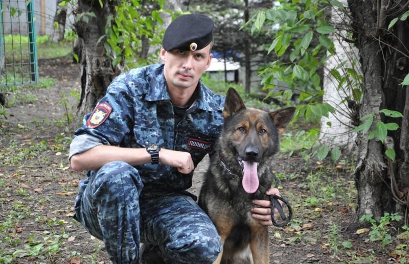Во Владивостоке собака помогла полиции задержать подозреваемого в избиении кондуктора