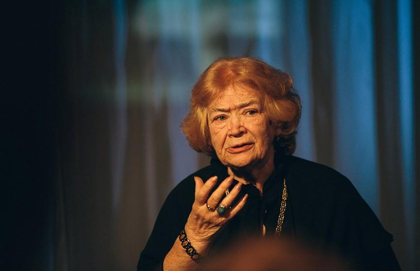 Умерла народная артистка РСФСР Вера Ефремова