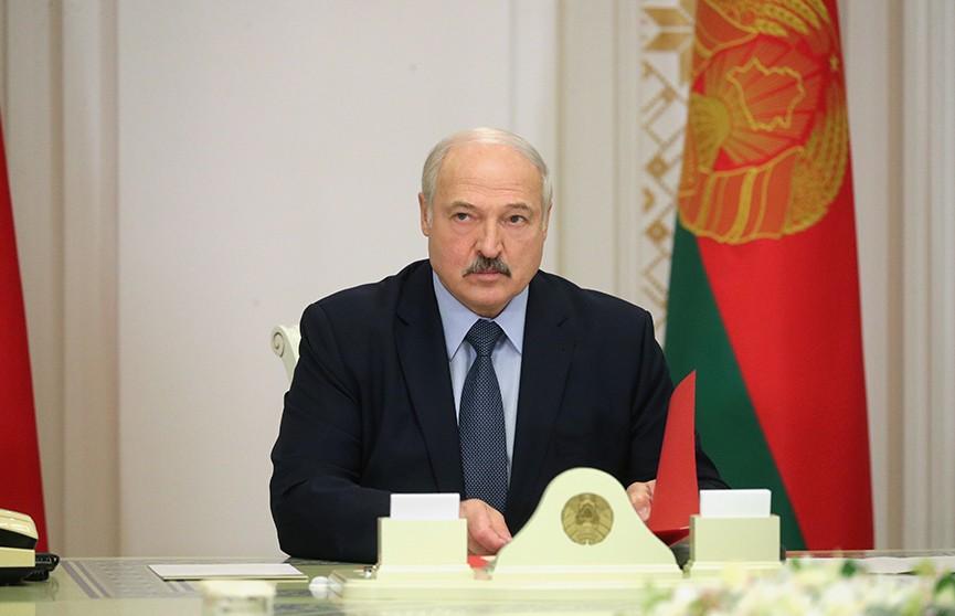 Александр Лукашенко согласовал назначение новых заместителей министров промышленности, юстиции и природных ресурсов