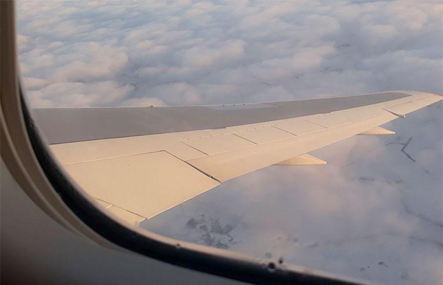 Авиакомпания «Мотор Сич» возобновила полеты из Запорожья в Минск