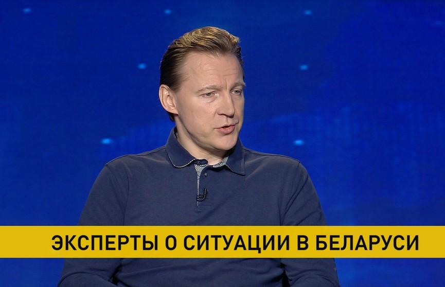 Алексей Громыко: Важно, чтобы политическая система могла проявлять стрессоустойчивость и держать удар