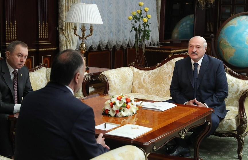 Александр Лукашенко: Беларусь и Таджикистан должны строго придерживаться дорожной карты развития двусторонних отношений