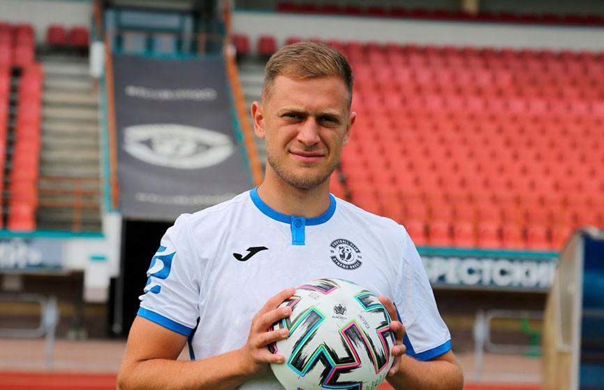 Павел Седько – автор лучшего гола месяца в чемпионате страны
