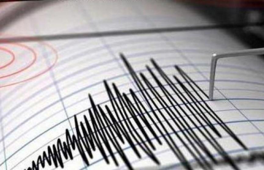 Землетрясение магнитудой 5,2 зафиксировано у Филиппин