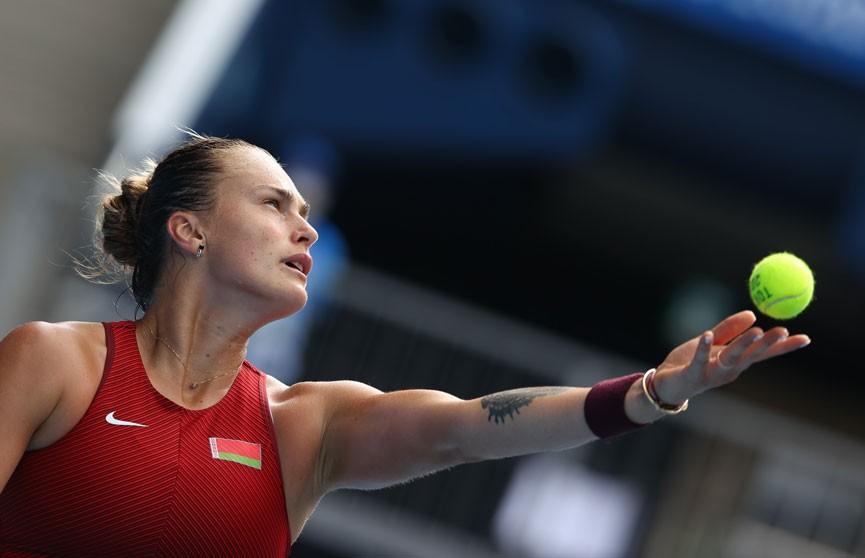 Арина Соболенко покидает теннисный турнир в Цинциннати