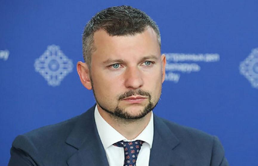 МИД: Беларусь подготовила ответные меры на новые санкции Евросоюза