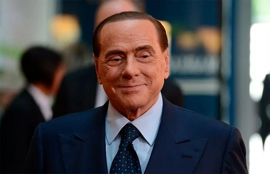 Берлускони снова сдал положительный тест на COVID-19
