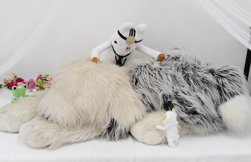 В Японии появилась «больница» для мягких игрушек