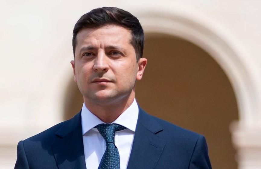 «Квартал 95» впервые пошутил над президентом Зеленским