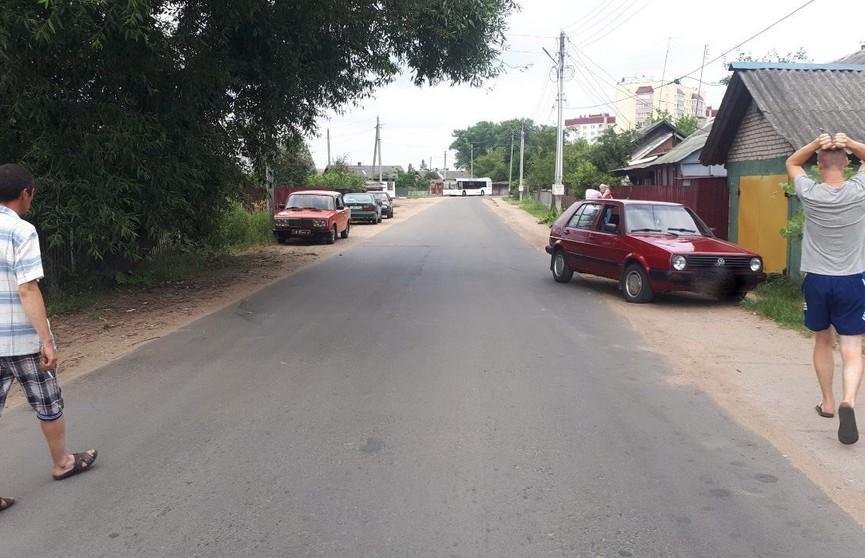ДТП в Осиповичах: бесправник сбил четырехлетнего ребенка