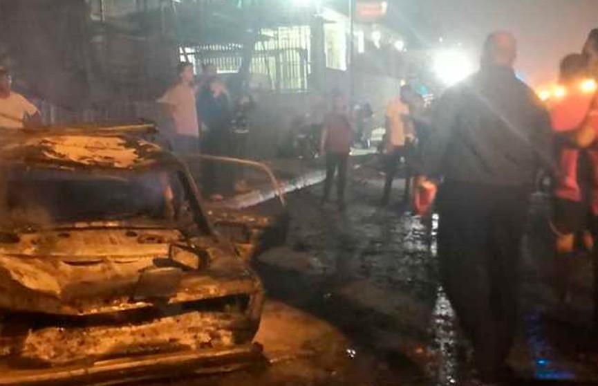 Число жертв взрыва в центре Каира увеличилось до 19 человек