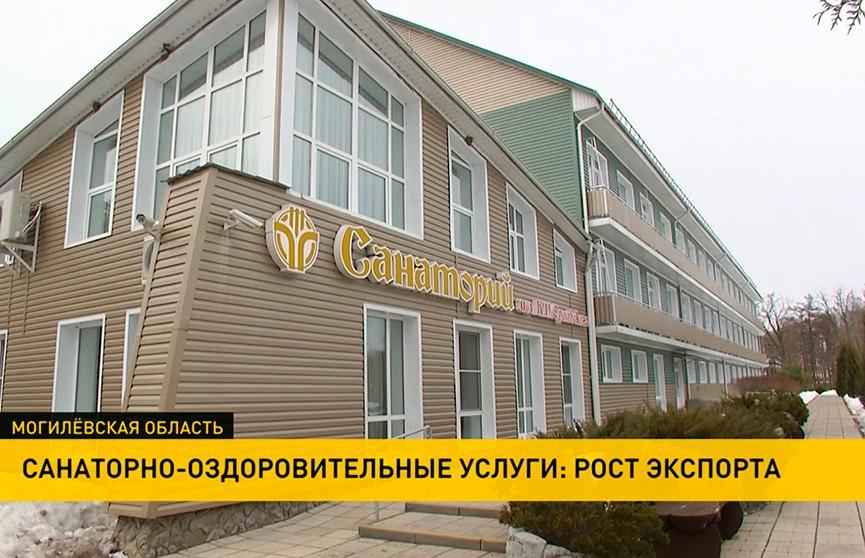 Более 6 тыс. иностранцев планируют встретить Новый год в белорусских санаториях