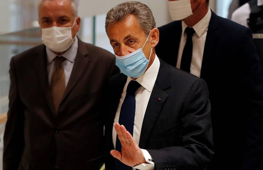 Экс-президент Франции Николя Саркози получил три года по обвинению в коррупции