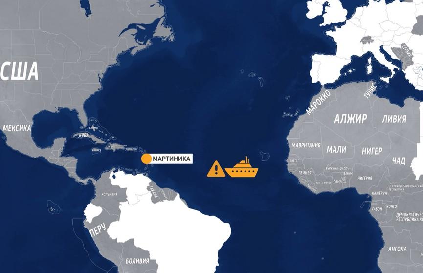 Стала известна судьба судна с украинскими моряками, пропавшего в Атлантическом океане
