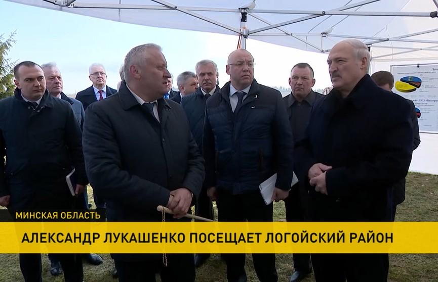 Лукашенко: «Рассчитывать на свои силы и поднимать уровень дисциплины необходимо в сельском хозяйстве»