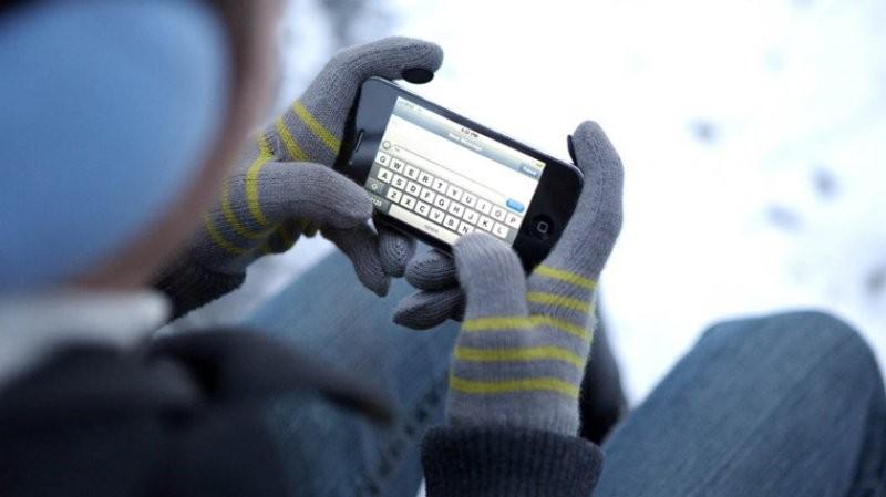 Советы по пользованию смартфоном в сильный мороз