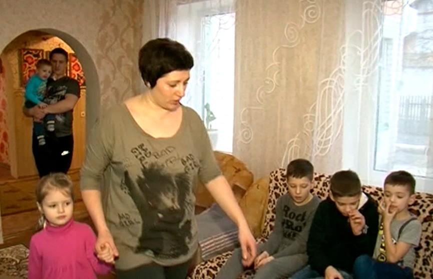 База данных многодетных семей появится в Беларуси