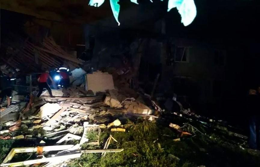 В жилом доме под Ельцом взорвался бытовой газ
