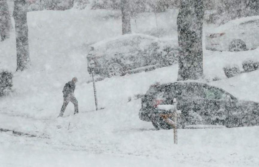 Болгария и Румыния страдают от непогоды – там бушует снежный шторм