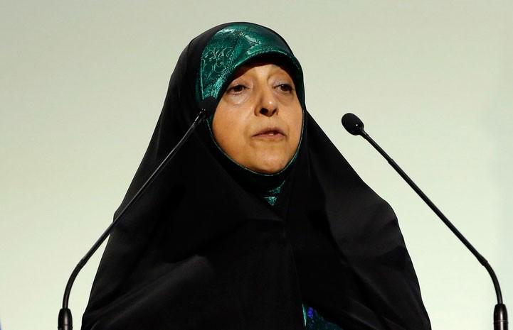 Вице-президент Ирана заболела коронавирусом