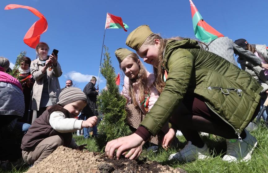 Как Беларусь отпраздновала 9 Мая: репортаж из регионов