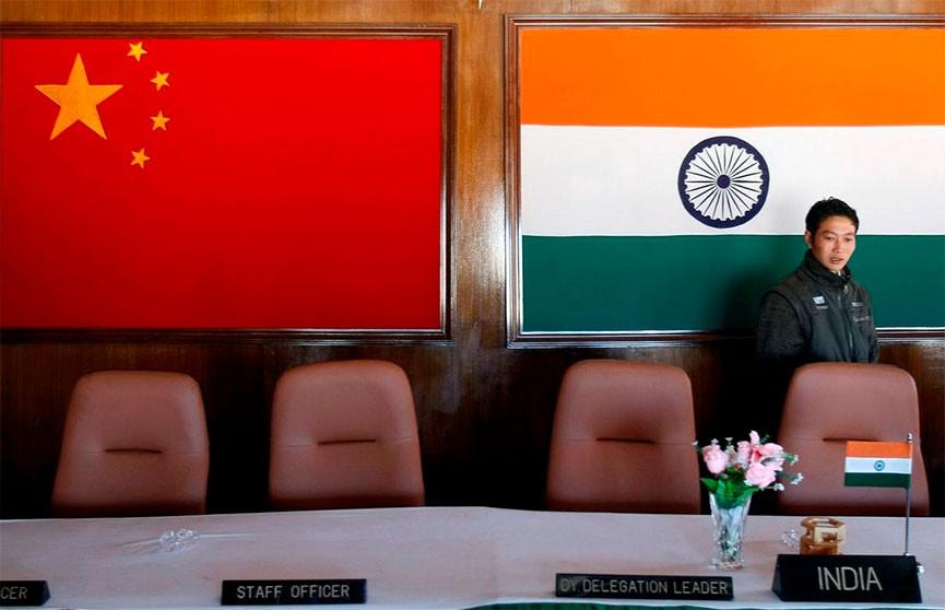 Трое индийских военных погибли в ходе столкновения на границе с Китаем