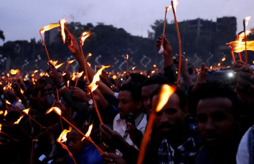 10 человек погибли во время празднования православного Богоявления в Эфиопии
