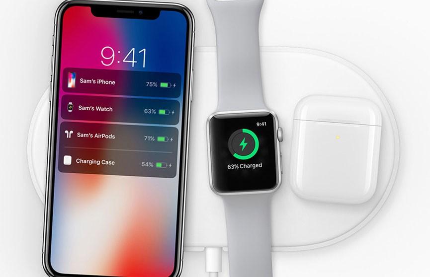 Apple отказалась от выпуска зарядки AirPower