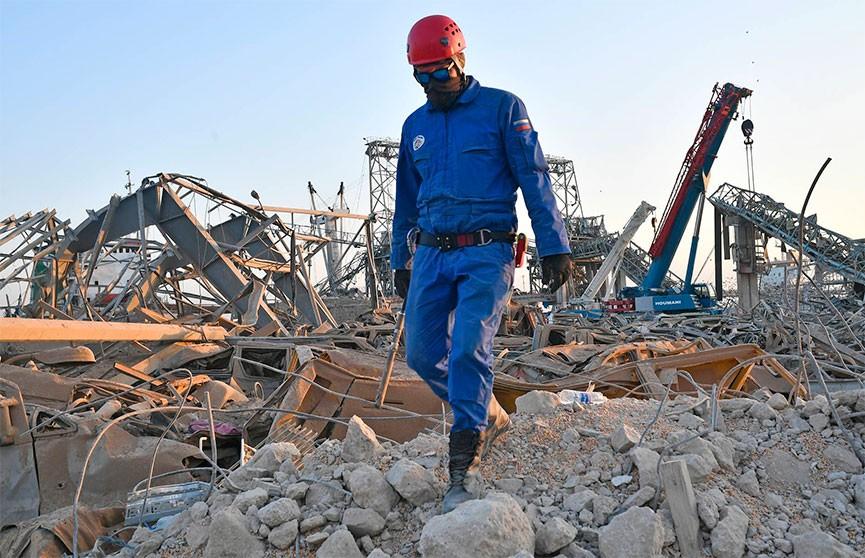 Ущерб от взрыва в порту Бейрута превысил $15 млрд