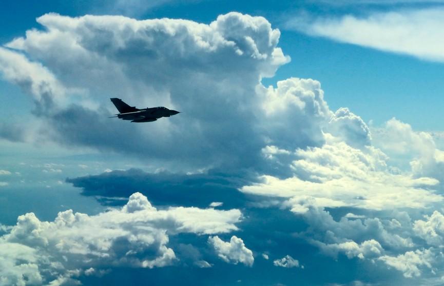 Пилоты  F-2, потерпевшего крушение у берегов Японии, найдены живыми
