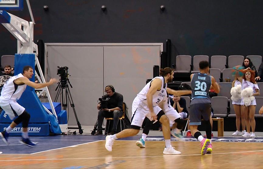 Баскетболисты «Цмокi-Мiнск» сыграют с болгарским «Левски»