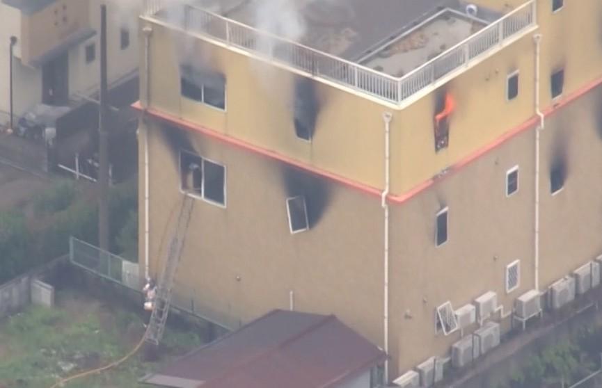 Число жертв пожара в Японии возросло до 33: мужчина поджег студию аниме