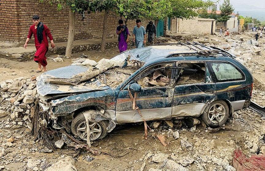Наводнения в Афганистане: число жертв возросло до 160