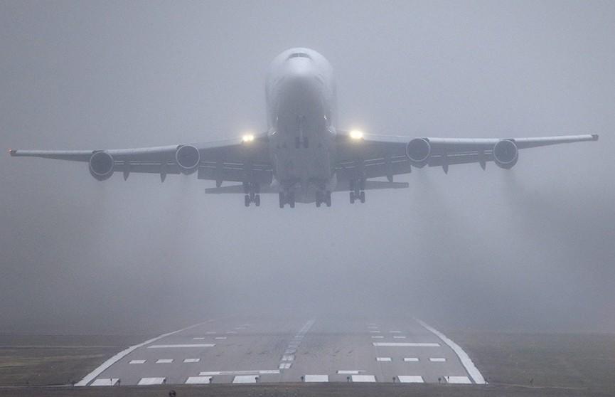Более 100 рейсов задержаны в аэропортах Москвы из-за тумана