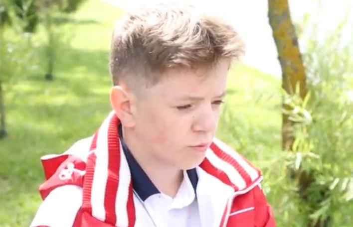 12-летний мальчик помог спасти тонущего парня на водохранилище Дрозды
