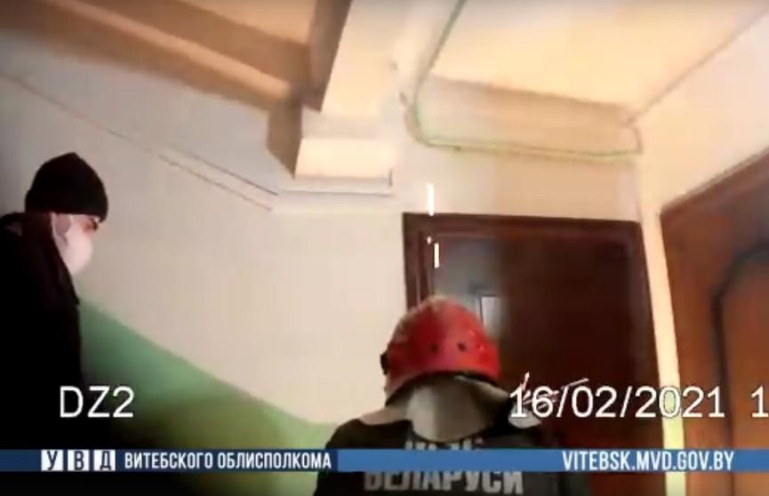 Новополочанин напал на сотрудниц отдела принудительного исполнения