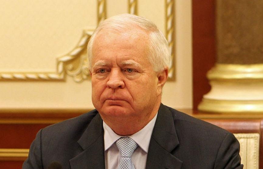 Посол Словакии в Беларуси награжден орденом Франциска Скорины